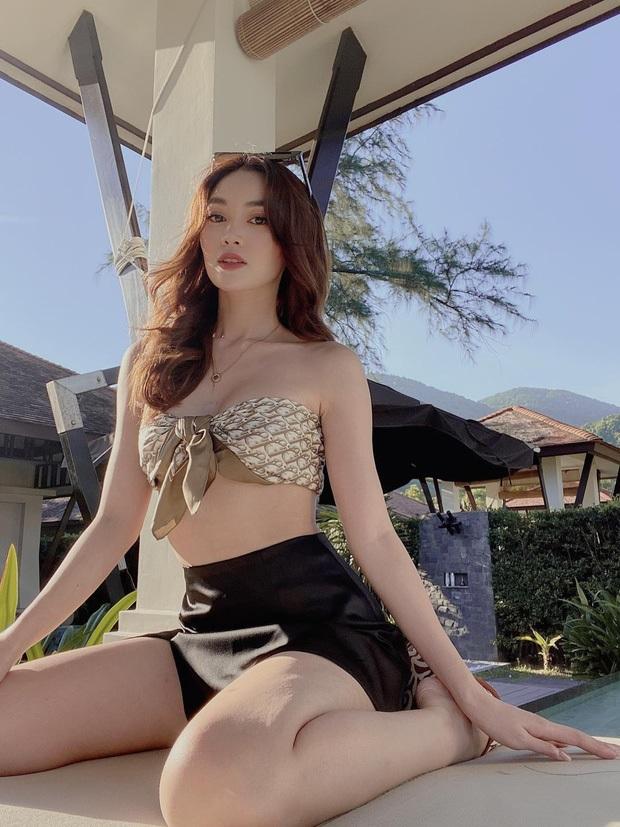 Ninh Dương Lan Ngọc có cả loạt váy áo hở bạo ít ai dám mặc, khoe body sexy bỏng mắt dân tình-7