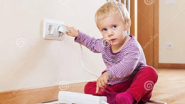 Sắp xếp đồ đạc trong nhà như thế nào để giữ cho trẻ nhỏ an toàn