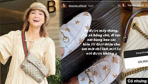 Nhìn những màn phá đồ hiệu của H'Hen Niê, chắc chẳng nhà mốt nào muốn tặng quà đắt tiền cho nàng nữa!