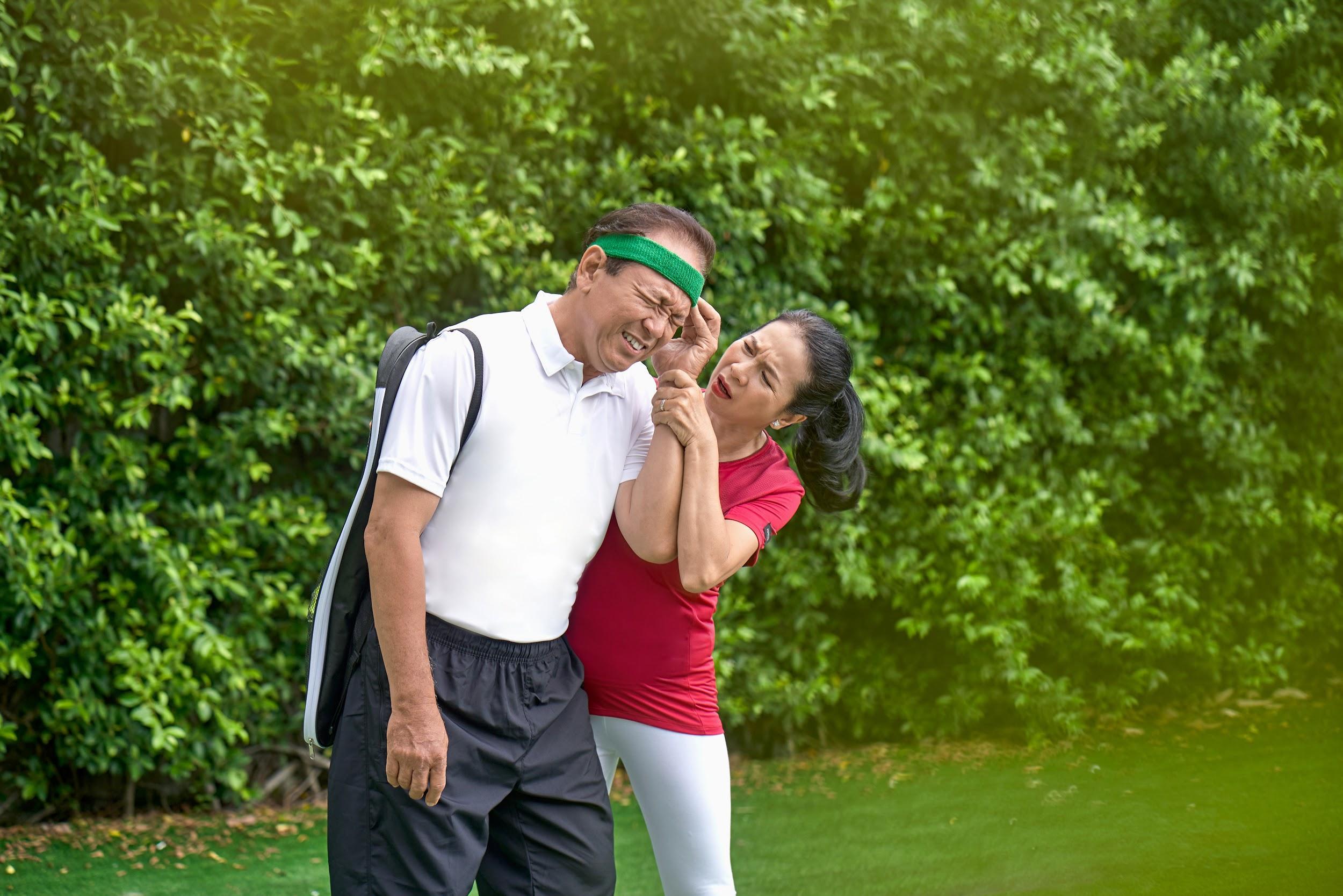 Dễ đột quỵ, trúng gió khi tập thể dục vì những sai lầm này-1