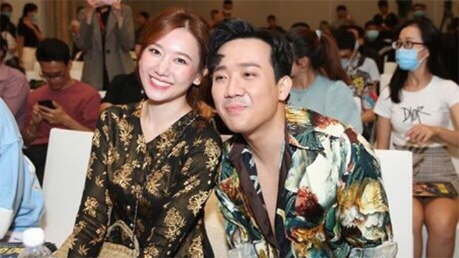Phim 'Bố già' vượt 60 tỷ, Trấn Thành tiết lộ ý tưởng là của Hari Won