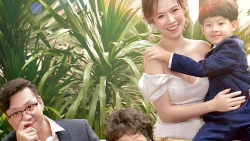 Đan Lê: Khi tôi kết hôn lần đầu, Khải Anh biết nhưng không làm gì khác được