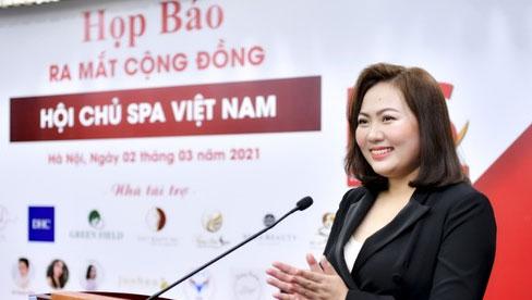 Hội Chủ Spa Việt Nam chính thức ra mắt tại Hà Nội