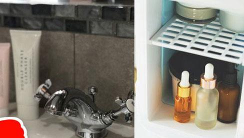 9 món đồ bạn tuyệt đối không nên cất trong phòng tắm