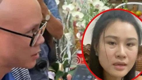 Phan Đinh Tùng và bố mẹ Vân Quang Long gọi điện đối chất với Linh Lan: