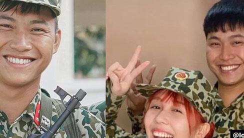 Sao nhập ngũ: Mũi trưởng Long thừa nhận có vợ con nhưng đã ly hôn sau khi bị dân mạng