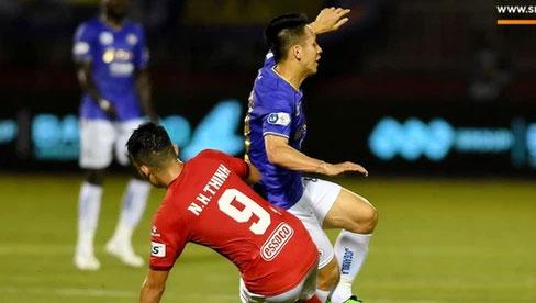 Chính thức: Hoàng Thịnh bị cấm thi đấu hết năm 2021, phải đền tiền chữa chân cho Hùng Dũng