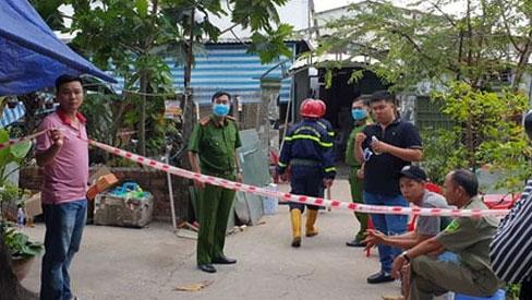 TP.HCM: Cháy nhà khiến 2 vợ chồng và con gái 3 tuổi tử vong
