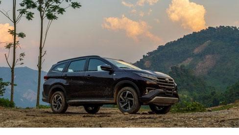 Toyota Rush: Chiếc SUV mang chất thực dụng được khách hàng yêu thích