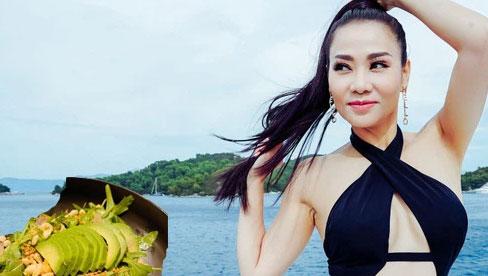 Ở tuổi 43, trải qua sinh nở, Thu Minh vẫn sexy thon gọn khiến gái đôi mươi phát thèm: 3 thói quen ăn uống được tiết lộ