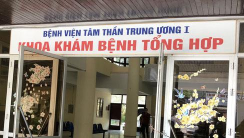 Bộ Y tế tạm đình chỉ Giám đốc BV Tâm thần sau vụ bệnh nhân cầm đầu đường dây ma túy