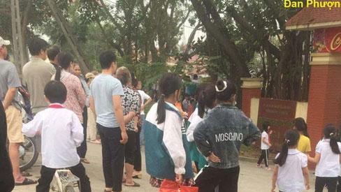 Hà Nội: Nam sinh lớp 8 cầm dao đâm chết bạn học cùng trường