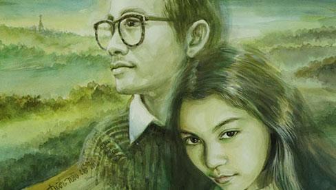 Tình yêu đậm sâu của nhạc sĩ Trịnh Công Sơn với cô gái Huế xinh đẹp và