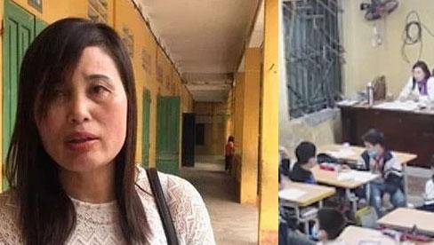 Vụ việc cô giáo Tuất, phụ huynh lên tiếng: Không thể đổ lỗi
