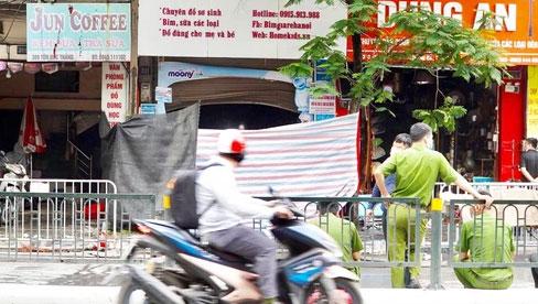 Danh tính 4 người trong gia đình tử vong vì cháy nhà trên phố Hà Nội: Có 1 phụ nữ mang thai và 1 bé gái 10 tuổi