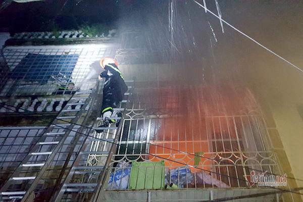 Bí kíp sống sót khi xảy ra hỏa hoạn ở nhà ống-1