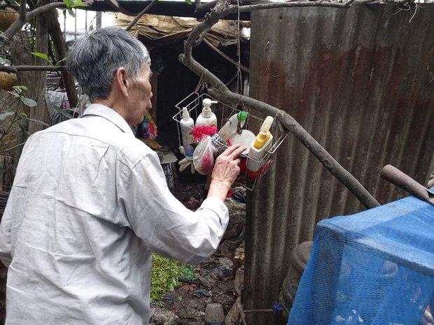 Cận cảnh căn nhà cấp bốn bị rác bủa vây của nữ lao công bị sát hại thương tâm-8
