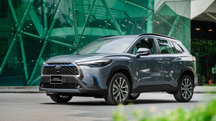 Những câu hỏi về pin hybrid trên xe Toyota Corolla Cross-1