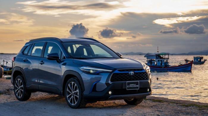 Những câu hỏi về pin hybrid trên xe Toyota Corolla Cross-3