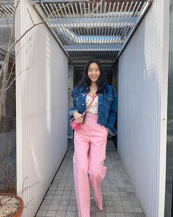 Gái Hàn mặc đồ màu mè mà xinh hết nấc, bí kíp nằm gọn trong 4 nguyên tắc mà nhiều nàng không để ý-1