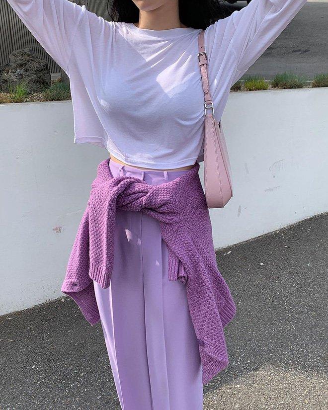 Gái Hàn mặc đồ màu mè mà xinh hết nấc, bí kíp nằm gọn trong 4 nguyên tắc mà nhiều nàng không để ý-16