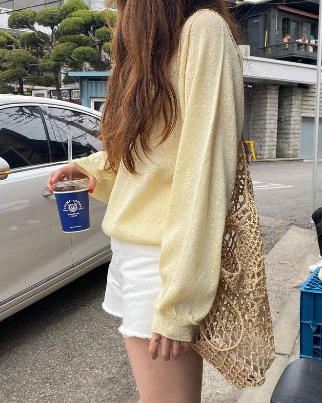 Gái Hàn mặc đồ màu mè mà xinh hết nấc, bí kíp nằm gọn trong 4 nguyên tắc mà nhiều nàng không để ý-6