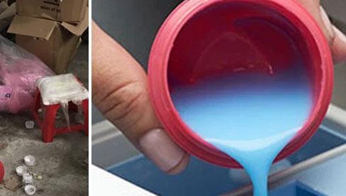 Làm giả hàng nghìn chai nước giặt đồ trẻ em: Mối nguy hại khôn lường đến sức khỏe trẻ