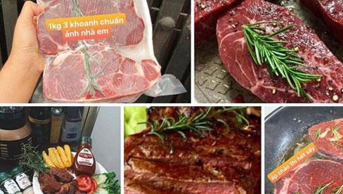 Giật mình thăn lõi bò Úc giá rẻ hơn thịt lợn, chị em đổ xô đặt mua hàng tạ