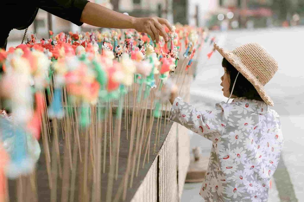 Bộ ảnh Em bé Hà Nội siêu đáng yêu và câu chuyện ý nghĩa phía sau-5