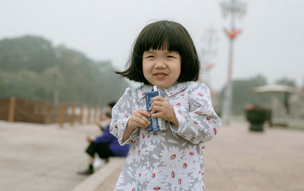 Bộ ảnh Em bé Hà Nội siêu đáng yêu và câu chuyện ý nghĩa phía sau-4