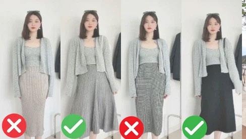 4 cách chọn chân váy tôn dáng mà những nàng sành điệu phải thuộc nằm lòng
