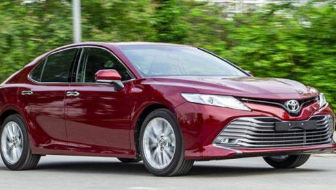 Bảo dưỡng Toyota Camry, chủ xe cần chi bao tiền?
