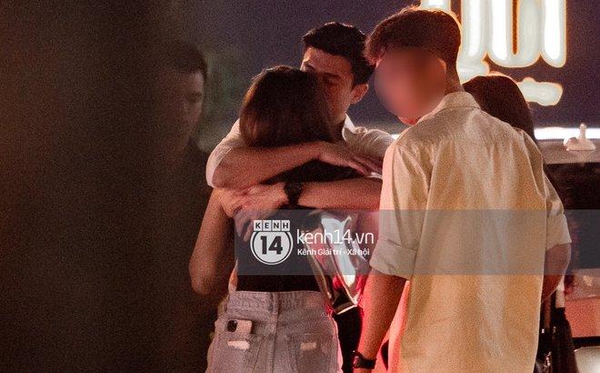 Bắt gặp Quốc Trường và Minh Hằng hẹn hò trong tiệc sinh nhật, ôm hôn công khai đến kéo nhau ra riêng 1 góc-7