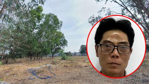 Đã bắt được nghi can hiếp dâm, sát hại bé gái 5 tuổi rồi bỏ tại bãi đất trống ở TP. Bà Rịa