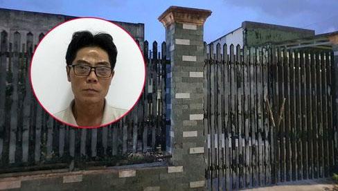 Ngôi nhà của kẻ sát hại, hiếp dâm bé gái 5 tuổi đóng kín cửa, không có người ra vào: