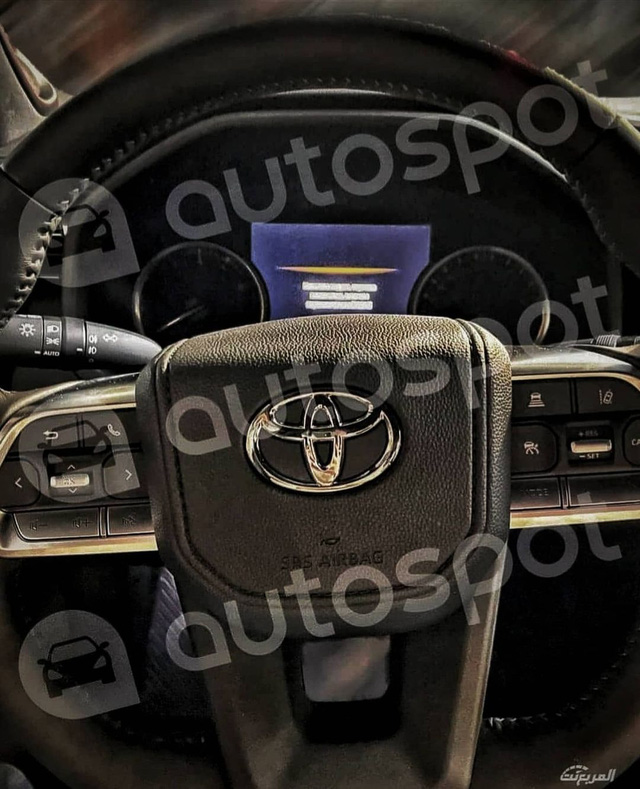 Toyota Land Cruiser thế hệ mới lộ nguyên cả lô không che chắn: Nồi đồng cối đá cuối cùng cũng chịu thay đổi-3