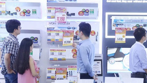 Deal hot chào hè: Hàng loạt điều hòa giảm giá shock, chị em nhanh tay mua ngay trước khi nắng nóng lên đến 40 độ