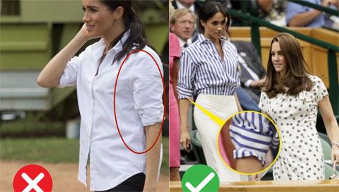 6 lỗi vặt vãnh nhưng khiến tổng thể trang phục kém duyên trầm trọng, chị em rất hay