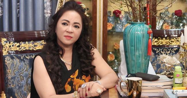 Bà Phương Hằng lên tiếng chuyện gọi đám nghệ sĩ: Tôi mời tất cả đến Đại Nam gặp tôi-3
