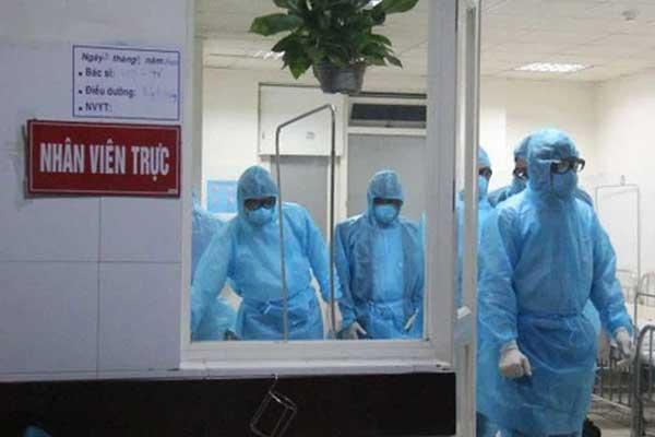 NÓNG: Ghi nhận ca nghi nhiễm COVID-19 tại Quảng Trị-1