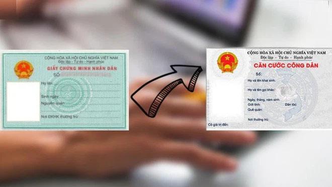 Những lưu ý quan trọng với người dùng CMND 9 số chuyển sang Căn cước công dân có gắn chip-1