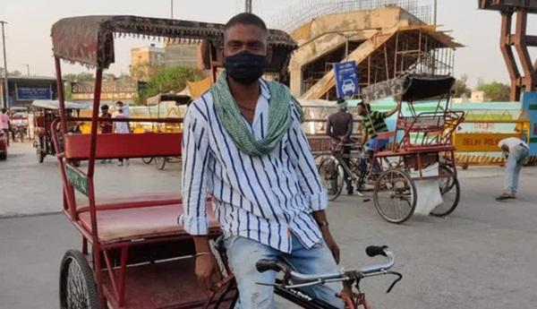 Lao động nghèo Ấn Độ: Từng suýt bán thận vì COVID-19, nếu thủ đô lại phong tỏa thì chỉ còn đường chết-1