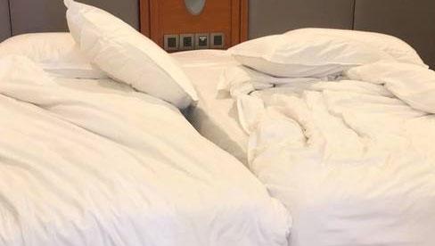 CĐM tranh cãi việc khách du lịch bị phạt 500k vì kê 2 giường sát nhau