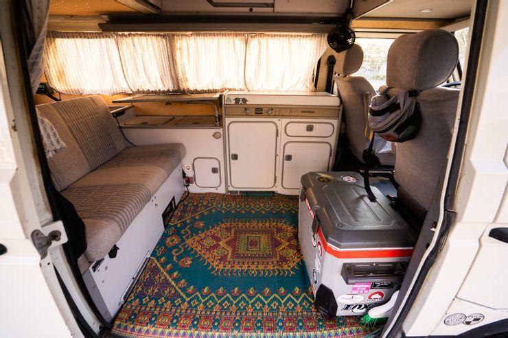10 chiếc xe van cắm trại lý tưởng dành cho dã ngoại-2