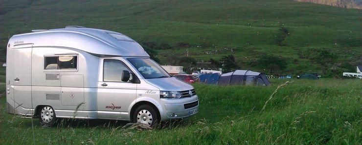 10 chiếc xe van cắm trại lý tưởng dành cho dã ngoại-11