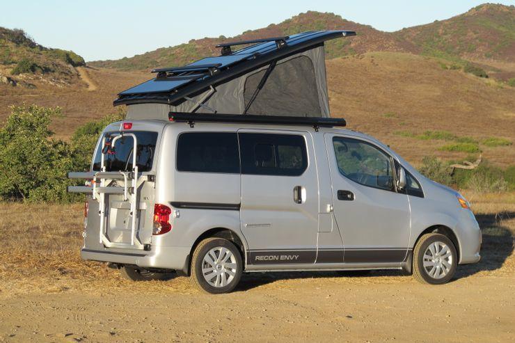 10 chiếc xe van cắm trại lý tưởng dành cho dã ngoại-15