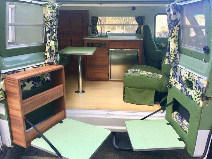 10 chiếc xe van cắm trại lý tưởng dành cho dã ngoại-6