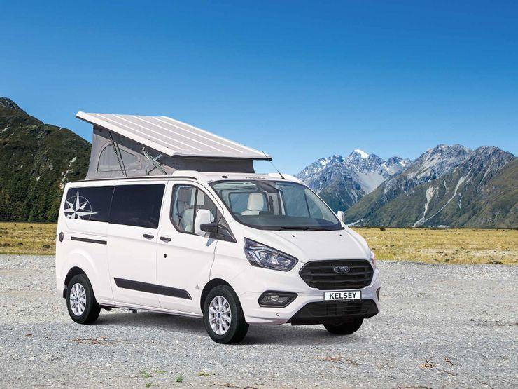 10 chiếc xe van cắm trại lý tưởng dành cho dã ngoại-7