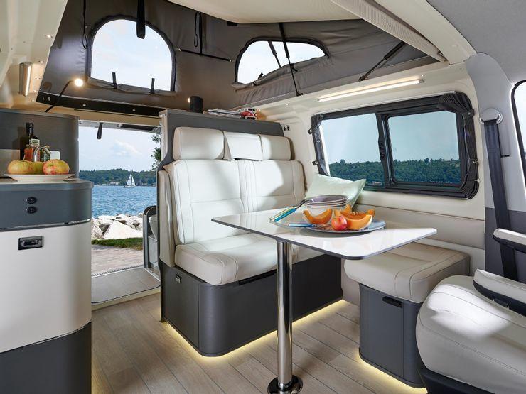 10 chiếc xe van cắm trại lý tưởng dành cho dã ngoại-8
