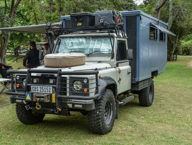 10 chiếc xe van cắm trại lý tưởng dành cho dã ngoại-9